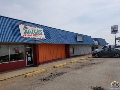 Topeka Commercial For Sale: 5900 SW Topeka Blvd