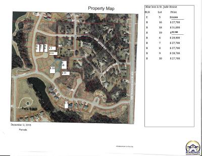 Topeka Residential Lots & Land For Sale: 6119 SW 47th St