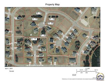 Topeka Residential Lots & Land For Sale: SE Violet Ct