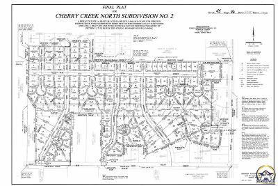 Topeka Residential Lots & Land For Sale: NW 37th St