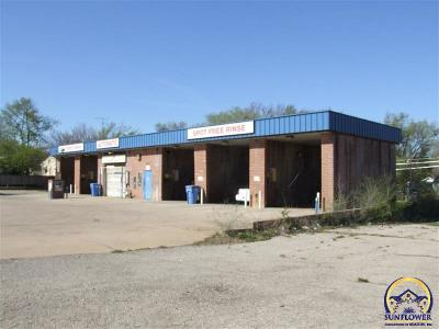 Topeka Commercial For Sale: 2733 SE California Ave