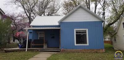 Emporia Single Family Home For Sale: 1009 Exchange St