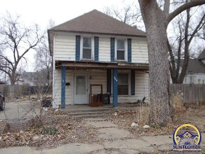 Osage City Single Family Home For Sale: 708 Lord St