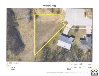 Topeka Residential Lots & Land For Sale: NW 33rd Pl