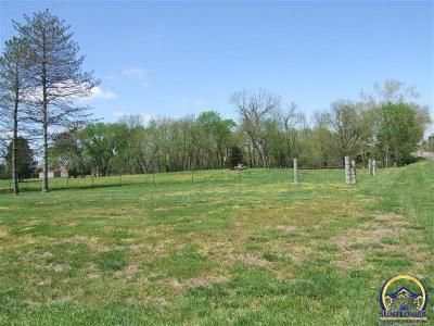 Topeka Residential Lots & Land For Sale: 3.23 Acres SW Glick Rd