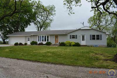 Lyndon Single Family Home For Sale: 2295 E 277 St
