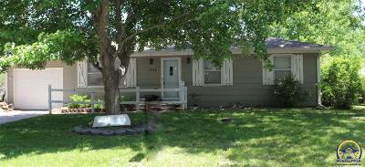 Emporia Single Family Home For Sale: 1520 Watson St