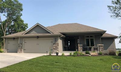 Topeka Single Family Home For Sale: 3306 NW Bent Tree Ln
