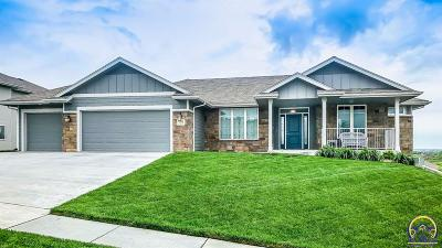 Topeka Single Family Home For Sale: 6212 SW 48th Ln