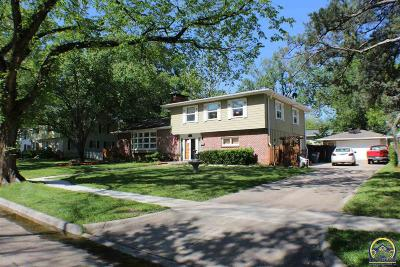 Emporia KS Single Family Home For Sale: $194,900