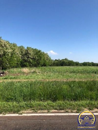 Topeka Residential Lots & Land For Sale: 13900 (Tract 1) SW 33rd St