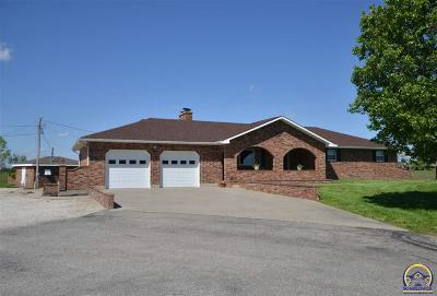 Emporia KS Single Family Home For Sale: $499,900