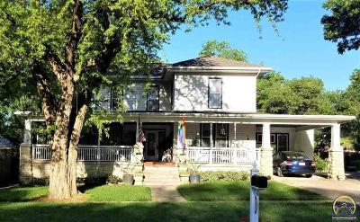 Council Grove KS Single Family Home For Sale: $199,000