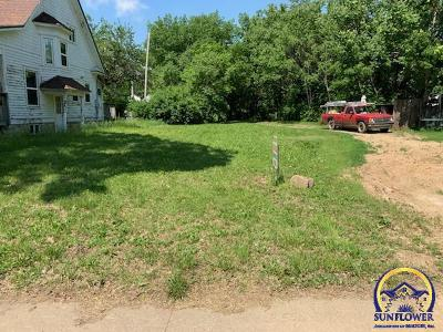 Topeka Residential Lots & Land For Sale: 1607 SW Topeka Blvd