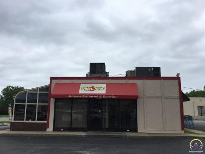 Topeka Commercial For Sale: 115 SE 29th St