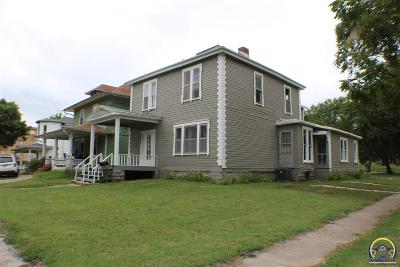 Emporia Single Family Home For Sale: 1027 Constitution St