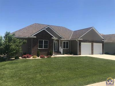 Emporia Single Family Home Under Cont Take Back-Ups: 2826 Hidden Lakes Dr