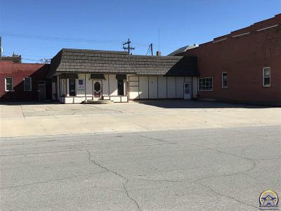 Emporia Commercial For Sale: 127 W Sixth St.