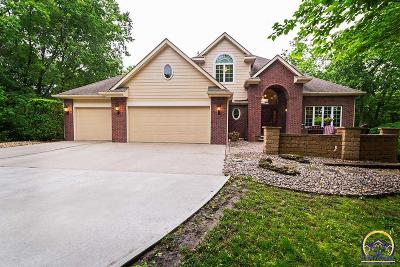 Topeka Single Family Home For Sale: 4503 NW Camden Ln