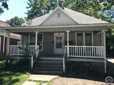 Emporia Single Family Home For Sale: 825 Market St