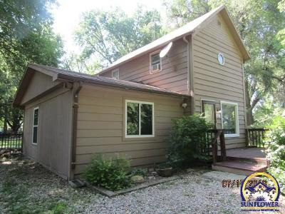 Topeka Single Family Home For Sale: 1707 NW Polk St