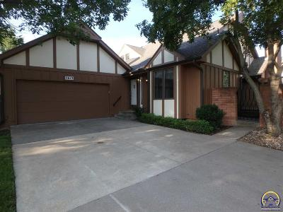 Topeka Single Family Home For Sale: 5615 SW Hawick Ln