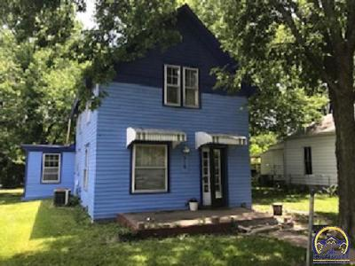 Emporia Single Family Home For Sale: 510 Sylvan St