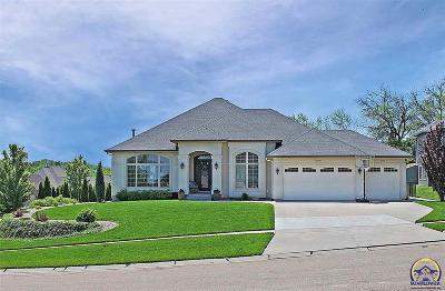 Topeka Single Family Home For Sale: 6315 SW 44th Ct
