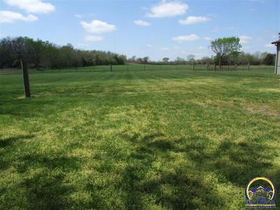 Topeka Residential Lots & Land For Sale: SW Glick Rd