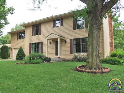 Topeka Single Family Home For Sale: 910 SE 43rd St