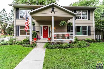 Topeka Single Family Home For Sale: 3101 SW Shadow Ln