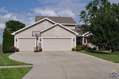 Topeka Single Family Home For Sale: 2518 SW Windermere Ct