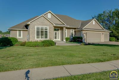 Topeka Single Family Home For Sale: 4512 SW Lincolnshire Rd