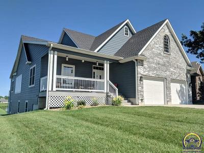 Emporia KS Single Family Home For Sale: $389,000