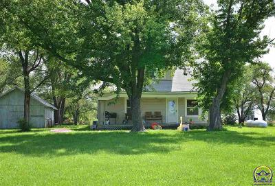 Emporia Single Family Home For Sale: 2150 Rd K