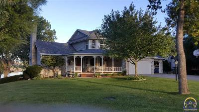 Emporia Single Family Home For Sale: 2942 West Lake Dr