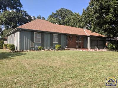Emporia Single Family Home For Sale: 1724 W 12th Ave