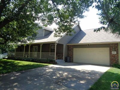 Topeka Single Family Home For Sale: 3237 NW 32nd St