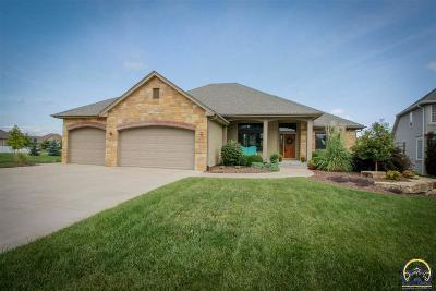 Topeka Single Family Home For Sale: 4300 SW Laurens Way