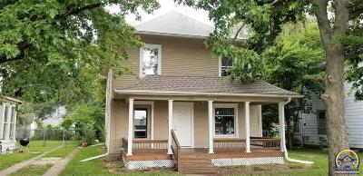 Emporia Single Family Home For Sale: 1014 Mechanic St