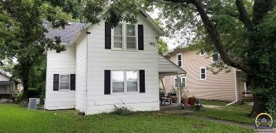 Emporia Single Family Home For Sale: 1018 Mechanic St