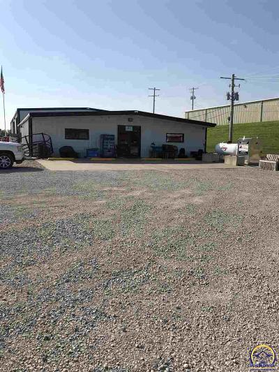 Commercial For Sale: 1421 K-4 Hwy