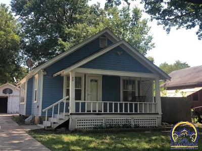 Emporia Single Family Home For Sale: 804 Woodland St