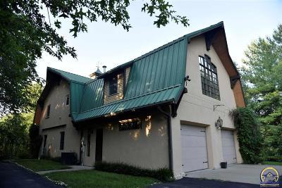 Tecumseh KS Single Family Home For Sale: $379,999