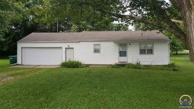 Circleville KS Single Family Home For Sale: $61,500