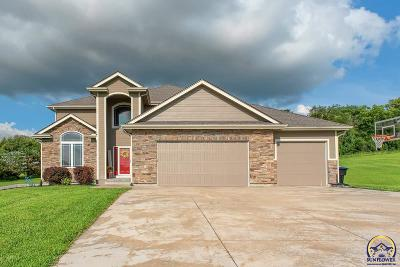 Topeka Single Family Home For Sale: 1644 NW 49th Ct
