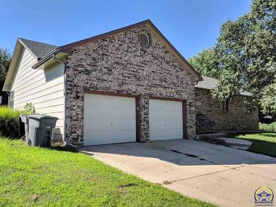 Emporia KS Single Family Home For Sale: $257,900
