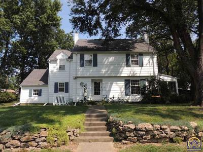 Emporia KS Single Family Home For Sale: $204,900