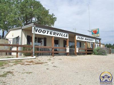 Commercial For Sale: 12165 S Topeka Ave