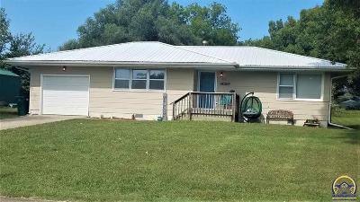 Council Grove KS Single Family Home For Sale: $79,900